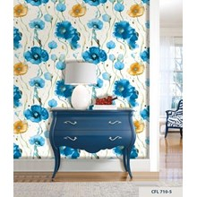 WALLPAPER CHRISTY FLORA 710 SERIES
