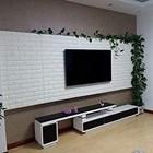 Wallpaper foam Warna putih 2
