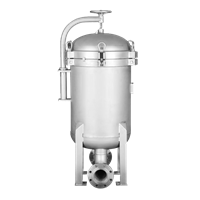 Jual Filter Housing V-series