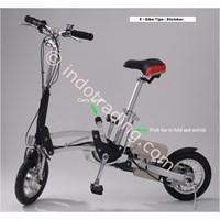 Sepeda Motor Lipat Tipe Shrinker 2