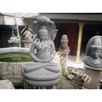 Patung Budha Duduk 1 Meter