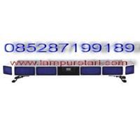 Jual rotator sirene polisi biru - biru 2