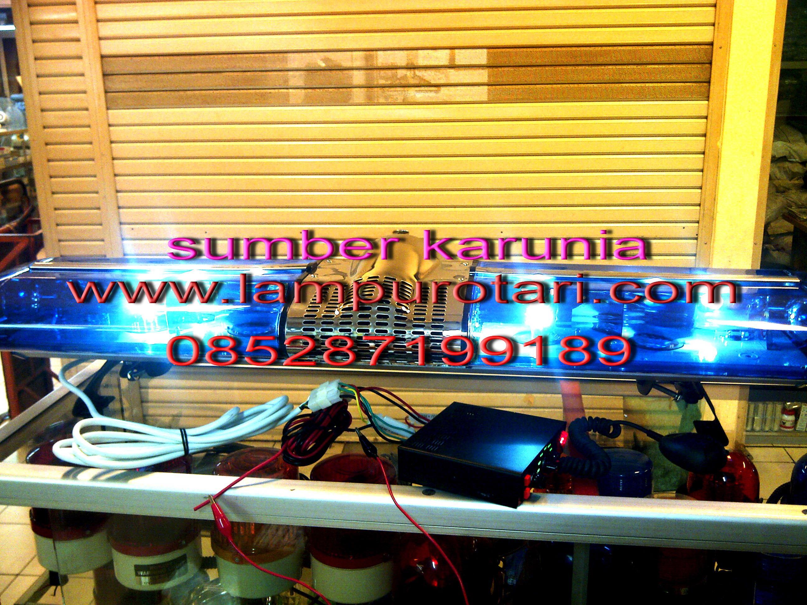 Jual lampu sirene rotator Harga Murah Jakarta oleh Sumber ...