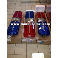Beli lampu rotator polisi biru-biru-merah-biru-merah-merah-kuning-kuning 4