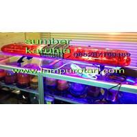 Jual lampu rotator polisi biru-biru-merah-biru-merah-merah-kuning-kuning 2