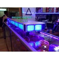 Distributor lampu rotator polisi tbd 5000 merah-merah 3
