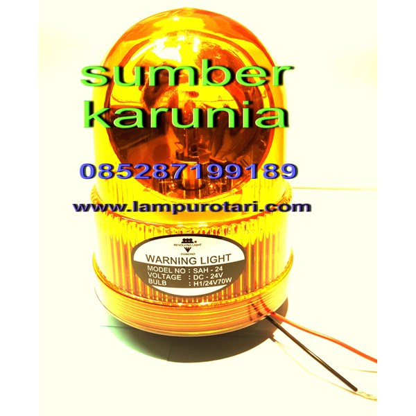 Lampu Flash Senken 172 kuning