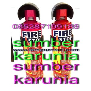 APAR Pemadam Api Ringan Firestop Mobil