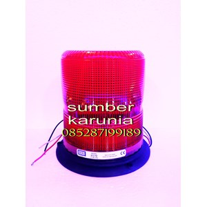 From Federal signal strobe led lights 4 inch 2