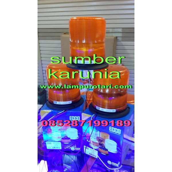Lampu Flash Blits Ecco 6570 Biru