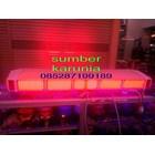 Lampu Strobo LED Rotator Sirene Ambulan  5