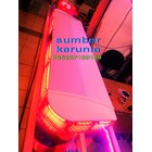 Lampu Strobo LED Rotator Sirene Ambulan  3