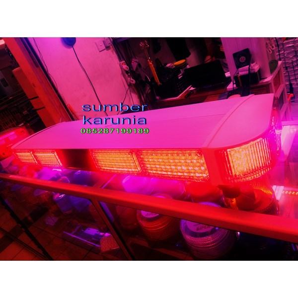 Lampu Strobo LED Rotator Sirene Ambulan
