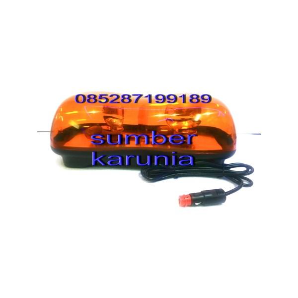 Lampu Strobo LED Solar Panel