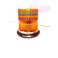 Distributor Lampu Rotary 6 Inch 12 Volt - 24 Volt DC 3