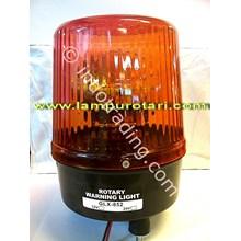 Lampu Rotary 6 Inch 12 Volt - 24 Volt DC