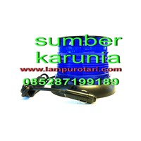 Distributor Lampu Strobo 12V 3