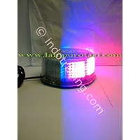 Lampu Strobo Bulat 1