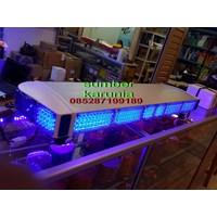 Distributor Lampu Polisi Lightbar Sirene 3