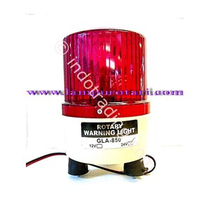 Lampu Rotary 12Volt 4 Inch