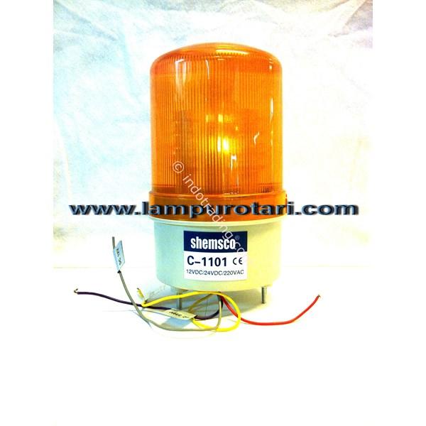 Lampu Rotary 220V Ac 3 Inch Led