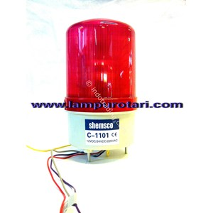 Lampu Led Rotary 220V