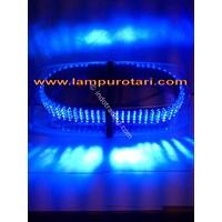 Lampu Polisi Led Mini Biru 1