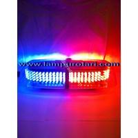 Distributor Lampu Rotari Lightbar Led Mini 3