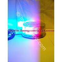 Distributor Lampu Strobo Led Bulat  3