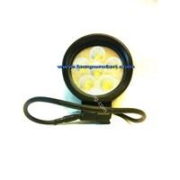 Distributor Lampu Kerja 6421 Led Bulat 3