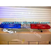 Distributor Lampu Polisi Merah-Biru 12Volt Lightbar 3