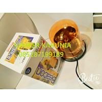 Distributor Lampu Rotari MERK BRITAX Tipe 370.00.24 Volt Ukuran 6 inchi 3