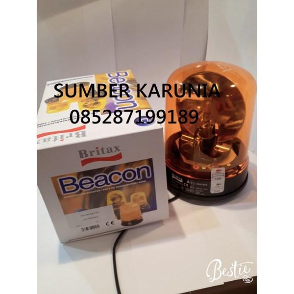 Lampu Rotari MERK BRITAX Tipe 370.00.24 Volt Ukuran 6 inchi