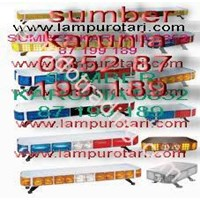 Sell Lightbar Ambulance Red-Red 2