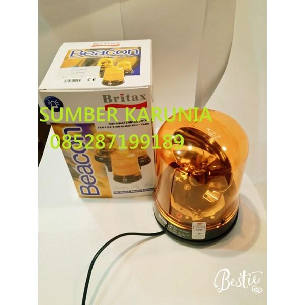 Lampu Rotary BRITAX 12 VOLT - 24 VOLT DC