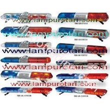 Lampu Polisi Ambulan Biru Led