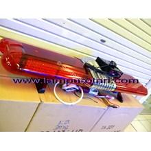 Lampu Strobo Rotary Lightbar Damkar 9711-9721