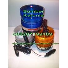 Lampu Solar Cell Strobo 6 Inch