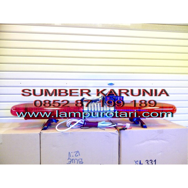 Lampu Rotary Ambulance 12V