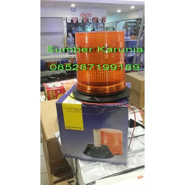 Lampu Rotary Led Thunderbolt 6 Inch