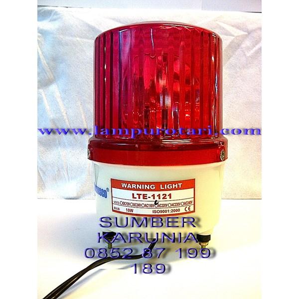 Lampu Rotary AC 220V 4 inch.