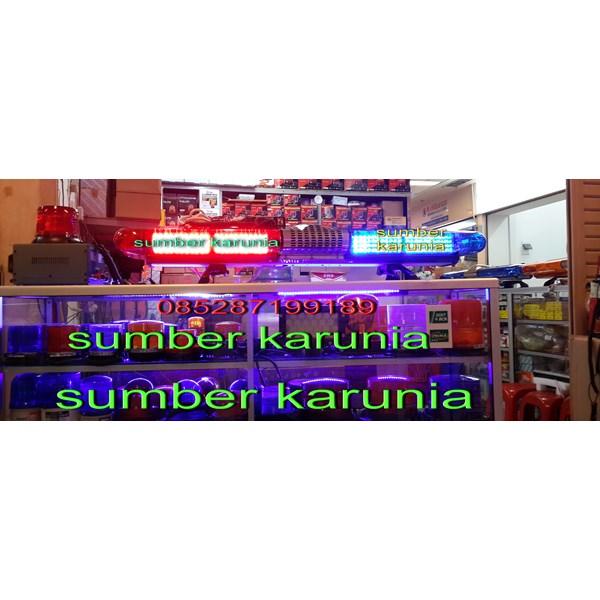 Lampu Rotary Ambulance 12V .