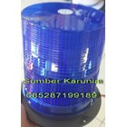 Lampu Strobo LED WL 27 Biru 12V 4