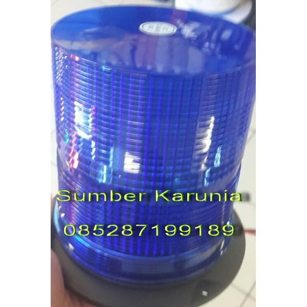 Lampu Strobo LED WL 27 Biru 12V
