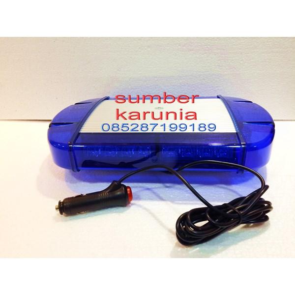 Lampu Strobo Polisi Minibar 30cm 12V
