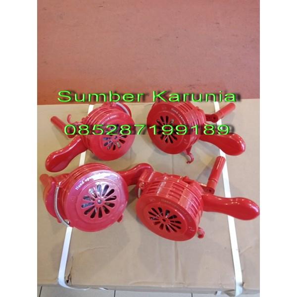 Sirene And Strobe Alarm Yahagi S-313