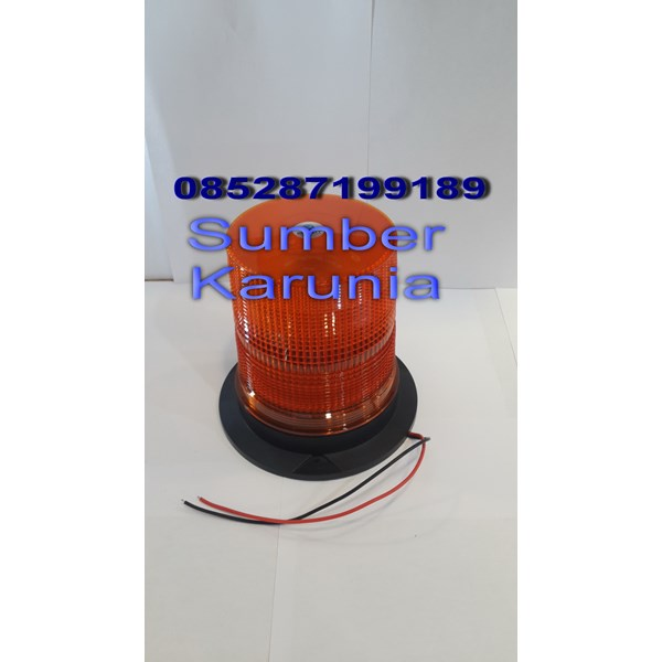 Strobe Light Beacon WL 27 Amber
