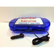 12V Blue LED Strobe Light