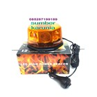 Lampu Rotary Britax 6 Inch  6