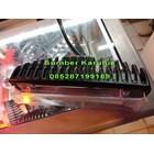 Lampu Strobo Polisi Dashboard 3 Bar 2